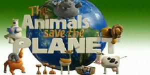"""Pogledajte kratke crtiće iz serijala """"Životinje spašavaju Zemlju"""""""