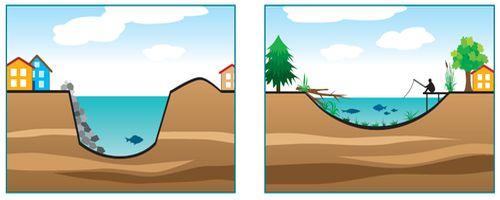 rijeke - prirodno i neprirodno stanje