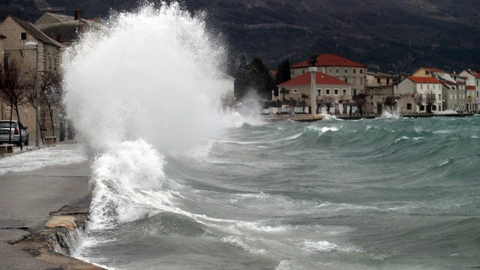 Vjetrovi u Hrvatskoj