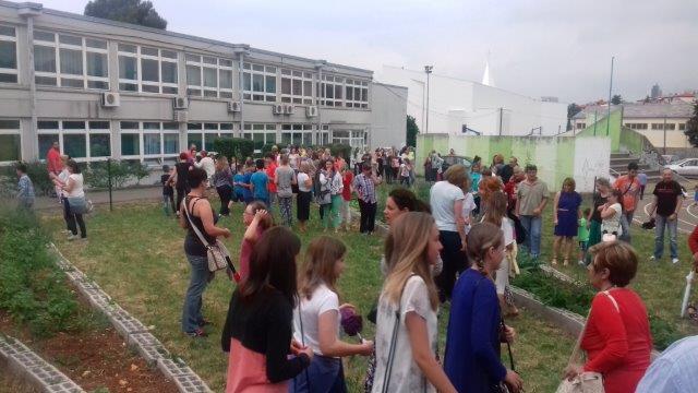 Uređen permakulturni školski vrt na Gornjoj Vežici