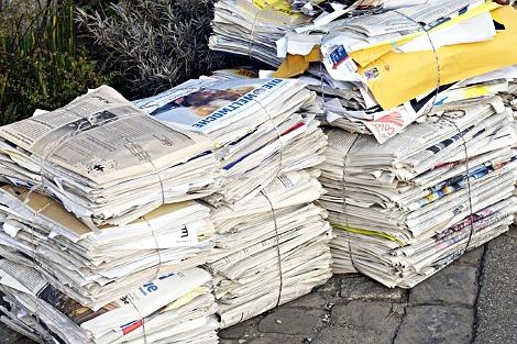 Skupljajmo stari papir